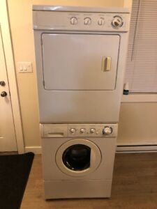 Stackable Washer and Dryer! For only $200