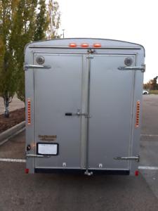 6'x10' Enclosed Cargo Trailer 2015