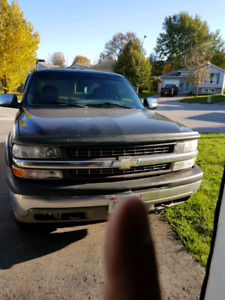 2002 Chevy Silverado for sale as is