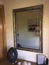 Vintage hall / fireplace Mirror immaculate condition as good as new