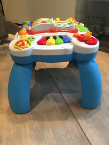 Leap Frog Infant/Toddler Music & Activity Table (Bilingual