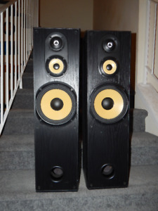 Sony Tower Speakers