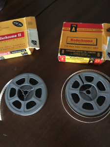 vintage 8mm home movies from the early 60's