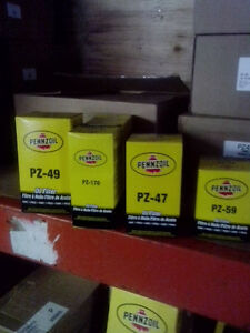 Pennzoil Oil & Ail filters