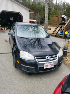 2006 Jetta turbo diesel, heated leather.
