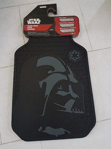 Star Wars: Darth Vadar car mats