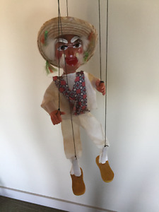Marionette Mexican Puppet