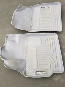 2010-2015 Toyota Prius Husky floor liner set and cargo cover