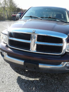PARTS AVAILABLE FOR A 2005 DODGE RAM 1500SLT