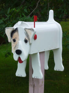 Boite aux lettres Jack Russell