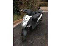 Kymco Agility 50 (Derestricted)