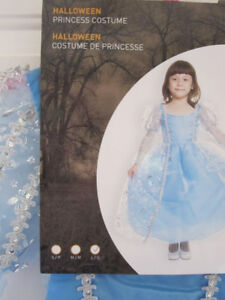 Four New Princess Gowns