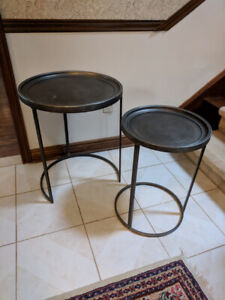 2 pc Tables