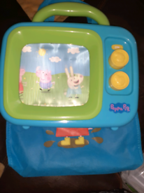 Peppa pig my first tv