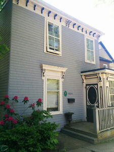 South End, 3 bedroom plus den, home. Sunny and convenient.
