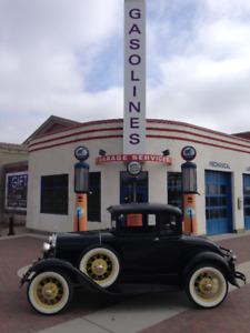 1931 Ford Model A - 95% original