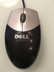 Dell Logitech Wired Mouse