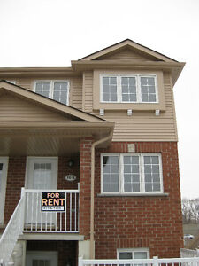 A MUST SEE HOME -- CONDO TOWNHOUSE FOR RENT -- KITCHENER