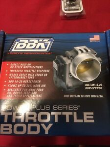 Throttle Body Bbk pour Mustang v6 3.7l 2011-2017