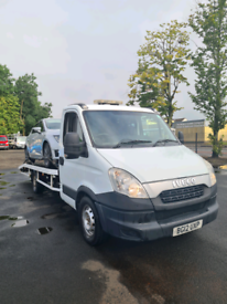 12 PLATE IVECO 2.3 LWB RECOVERY TRUCK