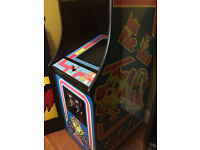 Ms Pacman Arcade machine -refurbished - original