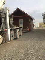 Crane Services  Mobile Homes & House Moves