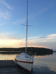 Tanzer 7.5 Sailboat for sale