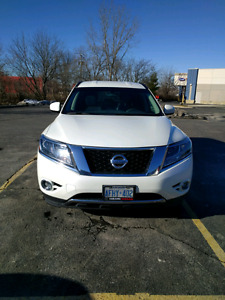 2015 Nissan Pathfinder Lease Takeover