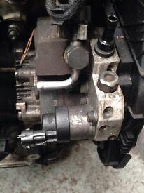 Vauxhall 1.7 diesel fuel pump
