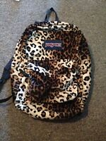 Sac Jansport Léopard