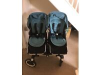 Bugaboo donkey with extras in great condition