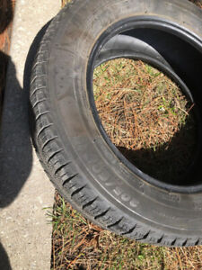 1 - Used 205/60 R16 Winter Tire