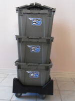MOVING BINS- MAKE YOUR MOVE SO MUCH EASIER