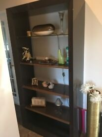 Barker and stone house shelving units