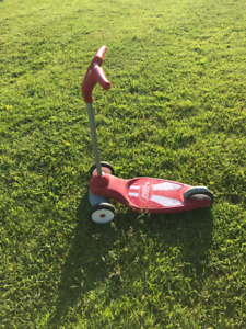 Radio Flyer Scooter - My first scooter