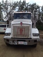 2004 kenworth T800 CAT15 singal trubo for sale,price 44500