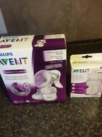 Avent manual breast pump for sale !!!