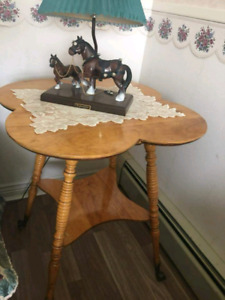 Clover Top Table $120