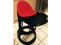 IKEA leopard high chair