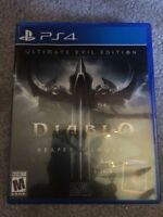 Diablo 3 reaper of souls ps4 playstation 4