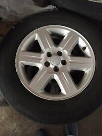 car tyre 235 65 R17