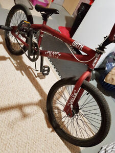 SIMS 2014 Oath Red BMX