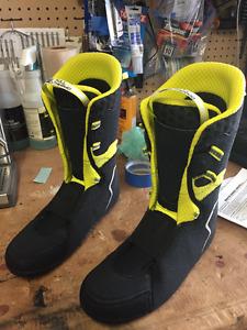 Boot liners for Salomon Mountain Lab ski touring boots-