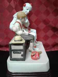 Musical wind up-museum collection- Runaway -Send in the Clowns Windsor Region Ontario image 7