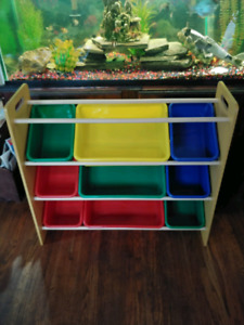 Bin Organizer for Sale