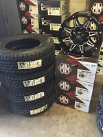Dodge Ram 17 inch Rim and Goodyear Tire Package