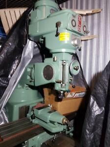 ****EXCELLO - XLO R8 MILLING MACHINE PARTS****