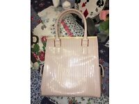 Light pink ted baker bag