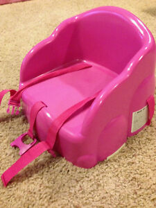 Pink Booster Seat For Sale