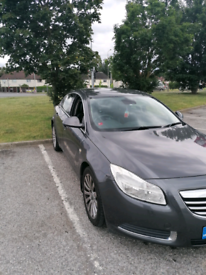 Automatic vauxhall insignia 59plate